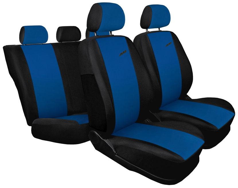 Pokrowce XR na fotele samochodowe - wersja niebieska