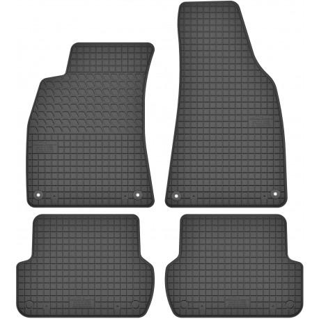Dedykowane dywaniki gumowe do Audi A4 B6 (2000-2004) + STOPERY