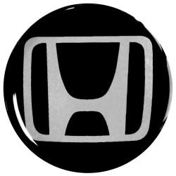 Emblematy na kołpaki HONDA, silikonowe 3D (zamienniki)