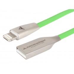 Kabel micro USB i Lightning do ładowania 120cm