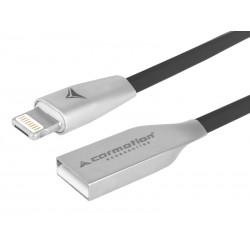 Kabel USB-micro USB & Lightning do ładowania 120cm